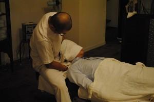 第一頸椎調整法